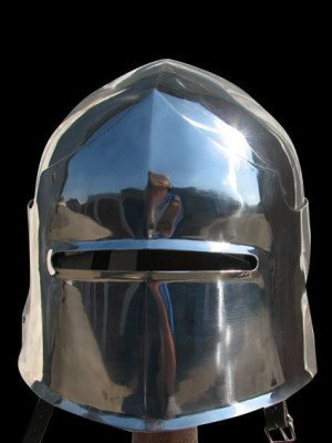 Visored Sallet with articulated tail - 15th century Helmets