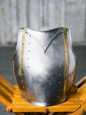 Churburg type Breastplate 14th century Cuirasses, breastplates and gorgets