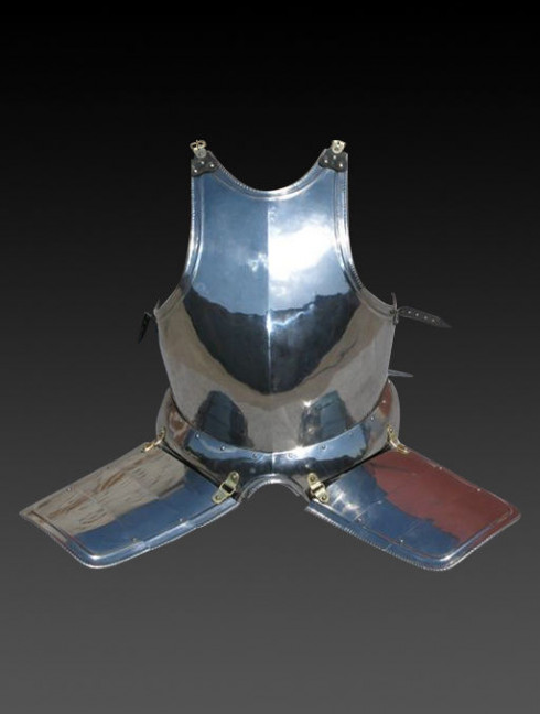 Cuirass with tassets - late 15th - early 16th century Cuirasses, breastplates and gorgets