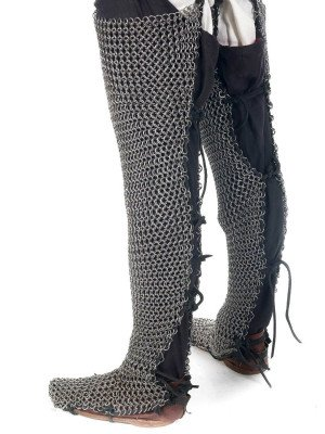 Mail stockings - leg's protection