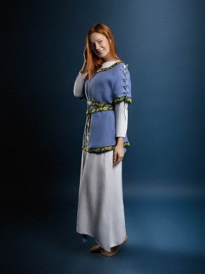 "Dress ""Scandinavian woman"""