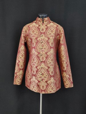 Doublet of the XV century with pattern