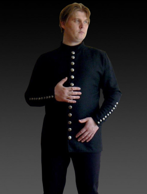 Doublet of the XV century Men's overclothers