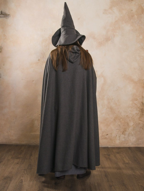 Pointed hat, a part of fantasy-style costume