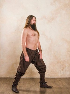 """Pants, a part of fantasy-style costume """"Dwarf"""""""