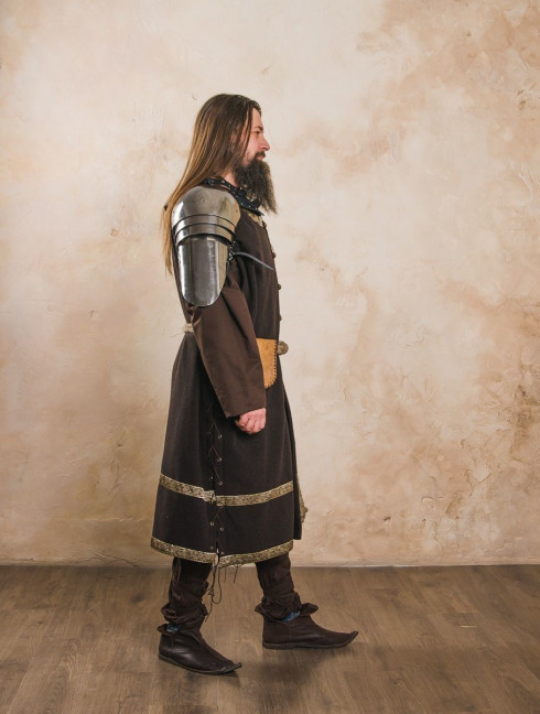 Spaulders, a part of fantasy-style costume