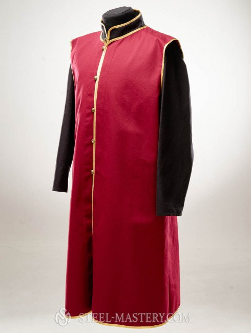 Shirt, a part of fantasy-style costume