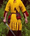 Gambeson with festoons XII-XIII centuries. image-1