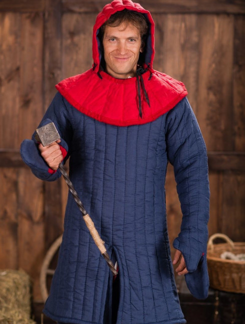 Warrior of the XIII century Men's medieval costumes