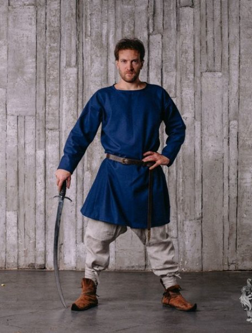 Eastern trio set Padded armour sets