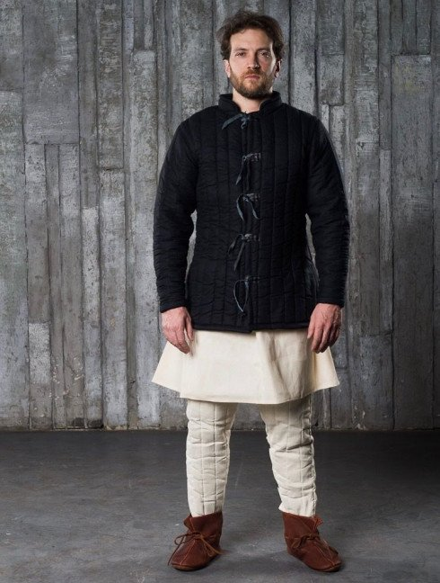 Gambeson - 3 Layer padded armour Ready padded armour