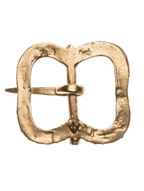 """Medieval buckle """"Butterfly"""", XIV-XV centuries"""