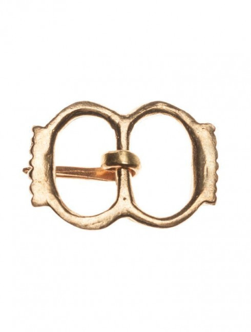 Medieval buckle of the XIII-XV centuries Cast buckles