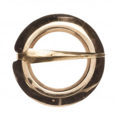 Medieval round buckle  image-1
