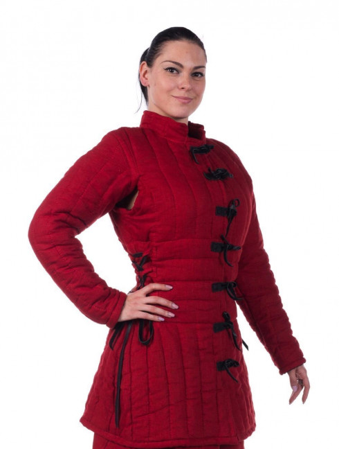 Women s gambeson 3 layers padding Ready padded armour