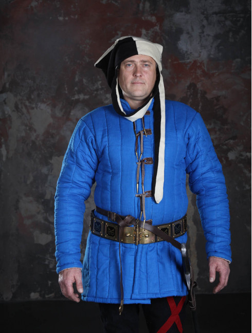 Medieval gambeson 3 layers padding