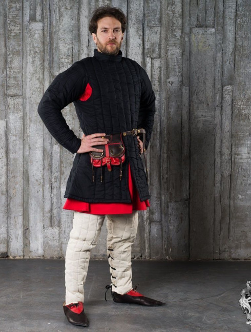 European gambeson 3 layers padding Ready to ship