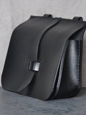 Small leather belt bag Bags