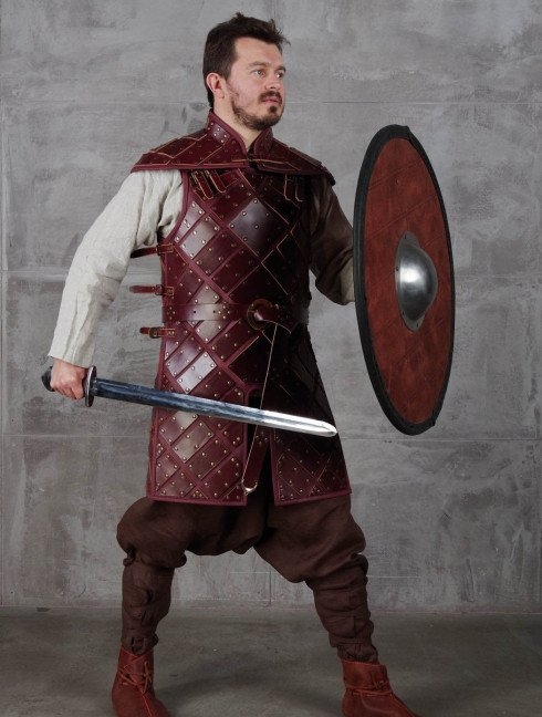 Set of leather armour in style of Jon Snow Leather armour
