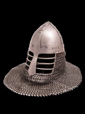 Conical helmet of the XII century Ready to ship