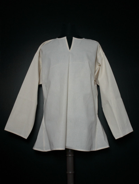 Medieval cotton chemise Ready to ship