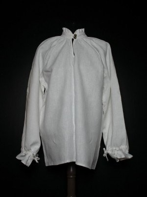 Men's shirt with frills Ready to ship