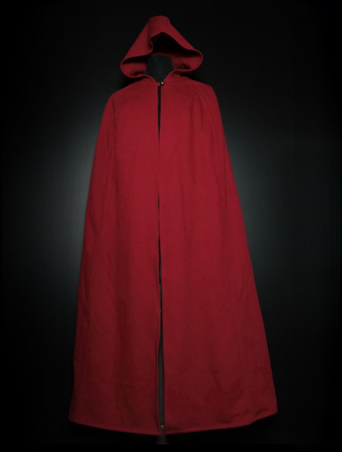 Medieval woolen cloak Ready to ship