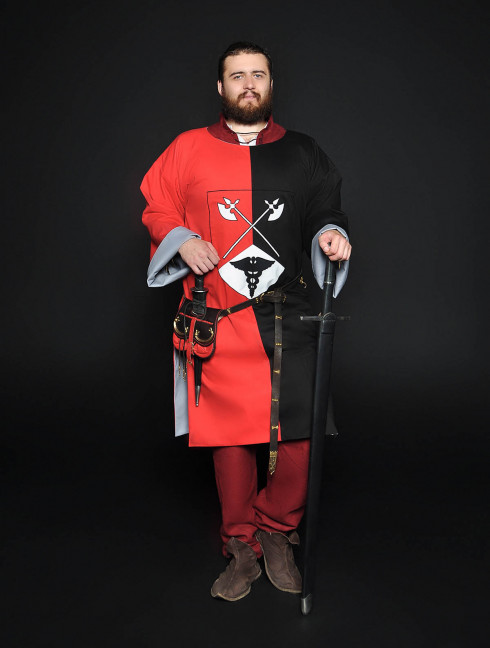 Tabard with axes Body