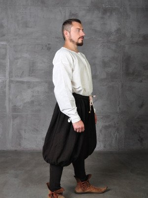 Wide medieval pants Chausses and pants