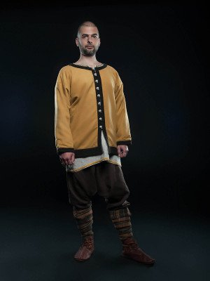 Viking clothing outfit for men