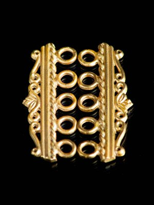 Fitting for clothing, XV century Brooches and fasteners