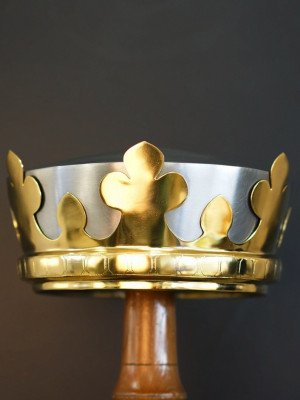 THE CROWN OF FOLTEST, KING OF TEMERIA