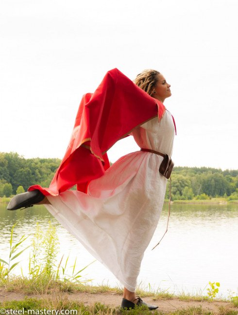 """""""VIKING STYLE"""" CLOAK WITH PELERINE Cloaks and capes"""