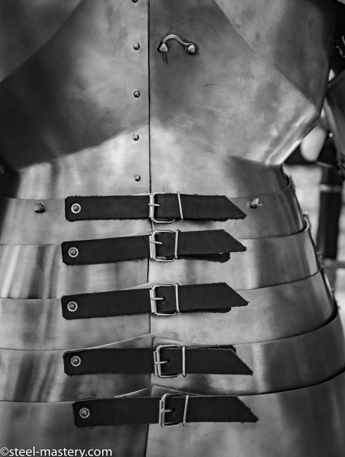 KASTEN-BRUST CUIRASS WITH THE SKIRT Cuirasses, breastplates and gorgets