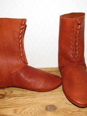 Medieval boots from Dordrecht