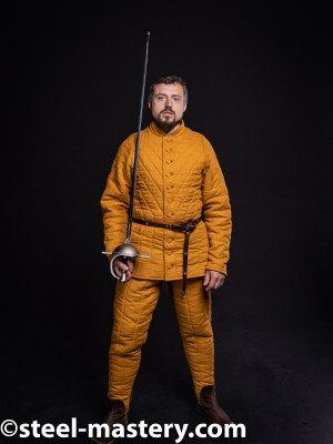 GAMBESON HEMA FENCING SET Padded armour sets