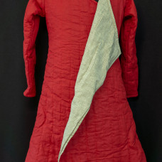 GAMBESON WITH NON-SEWN STRAPS image-1