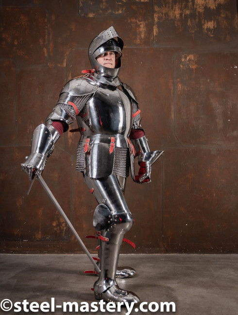 KNIGHT ARMOUR KIT FOR INTERIOR