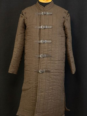 Brown gambeson XL