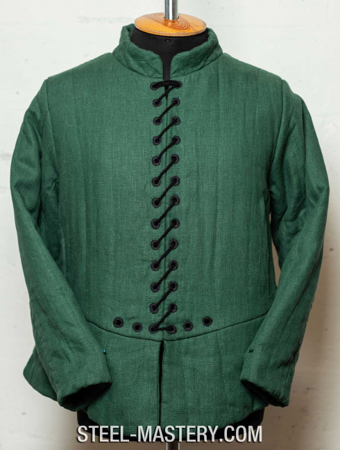 North European laced-up doublet