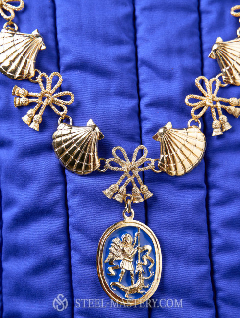 Collar of the French chivalric order of Saint Michael Accessories