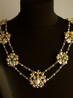 Cleveland Necklace 14 - early 15 century Accessories