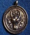 Solar pendant with a Cow image-1