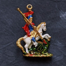 George pendant from Order of the Garter image-1