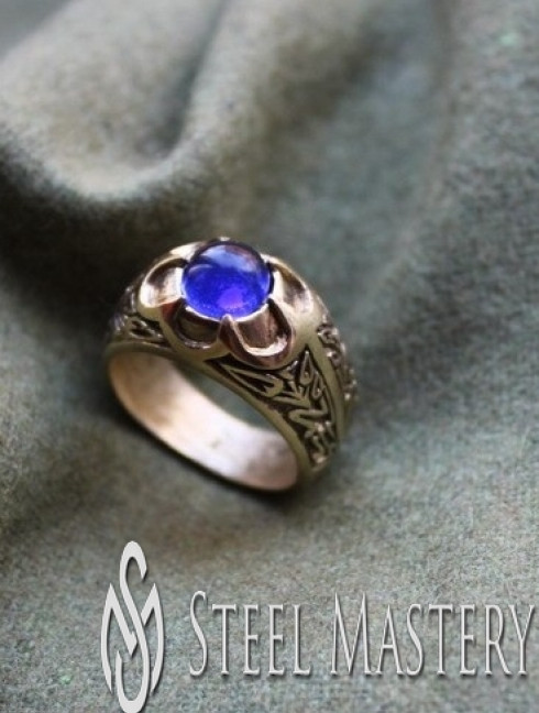 Medieval ring, England Castings