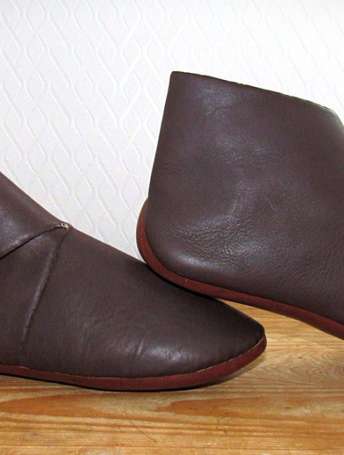 Medieval boots from York, 10th century Old categories