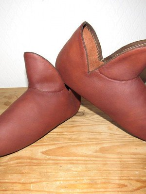 Medieval shoes, chazari/alani Old categories