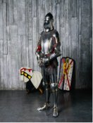 Churburg-style armour of the XIV century