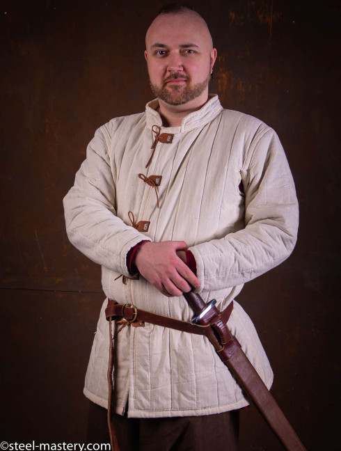 Medieval gambeson 1 layer padding Ready to ship