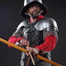 Englishman, an archer, and a longbowman!